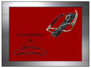 Augenstolz by ORI-GINELL